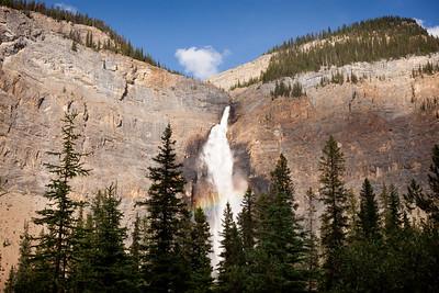 Calgary Jasper Banff August 2011