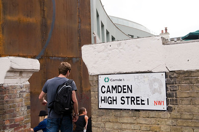 Camden Town Camden 2009