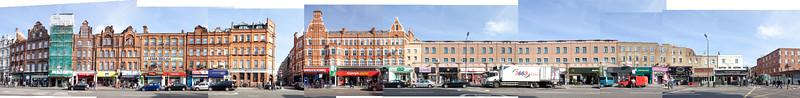 Camden Town Panorama
