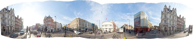 Camden Town Panoramics