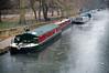 Victoria Park Canal frozen