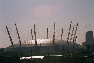Excel, O2 Arena, Emirate Air Line, North Greenwich