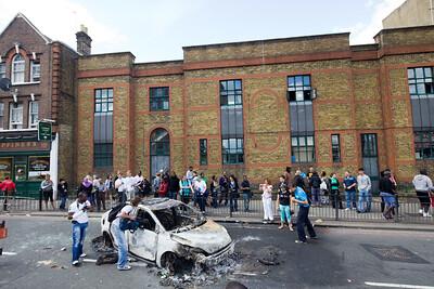 London Riot - Tottenham