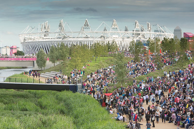 Newham, Stratford and the Olympic Park