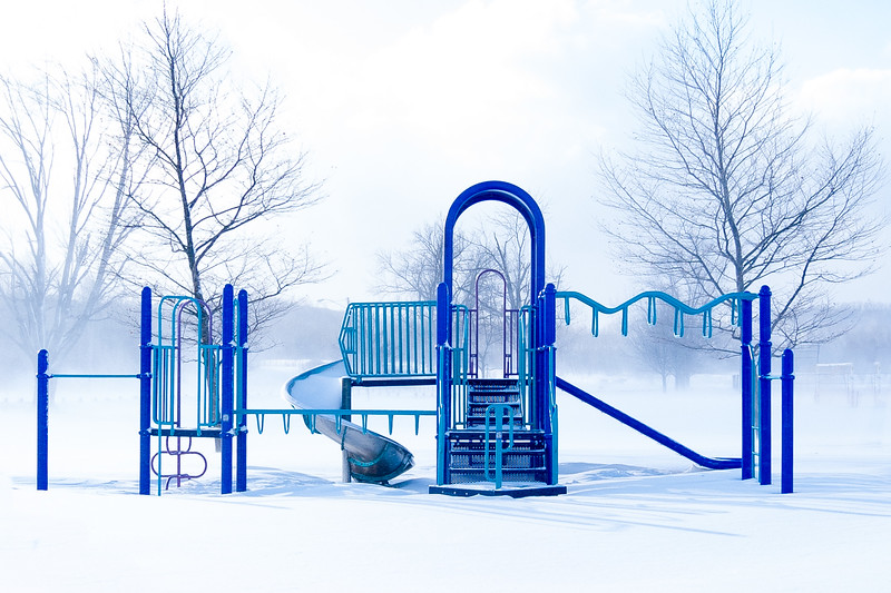 Winter Playground