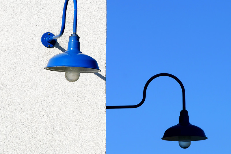 Blue Light, Blue Sky