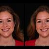 Facial cosmetic simulation