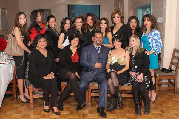 Pepsi Latino Leaders Reception at Tamayo 12.7.2013
