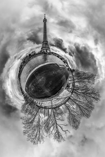 Crowning La Seine