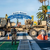 National Guard in Santa Monica