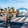 National Guard in Santa Monica