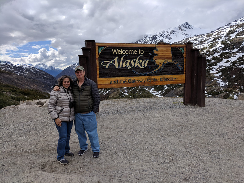 Taken on the White Pass Summit near the US / Canadian border