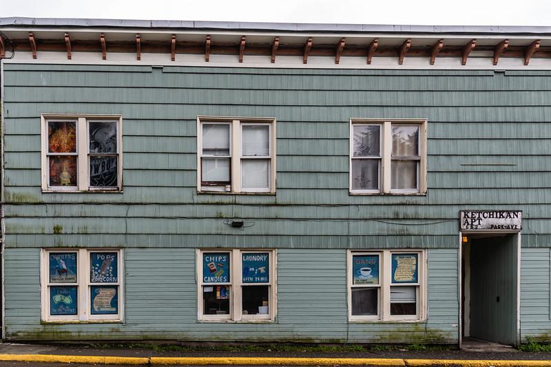 A different Park Avenue, Ketchikan, Alaska