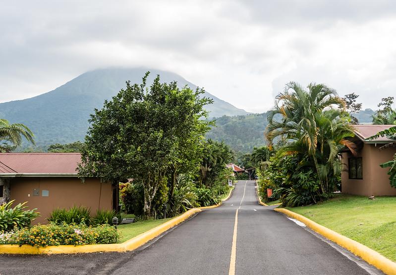 Arenal Hot Springs resort
