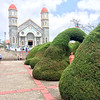 Church of San Rafael and Topiary Garden - located in Zarcero