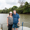 Cruise on the Rio Frio river in the Caño Negro Wildlife Refuge