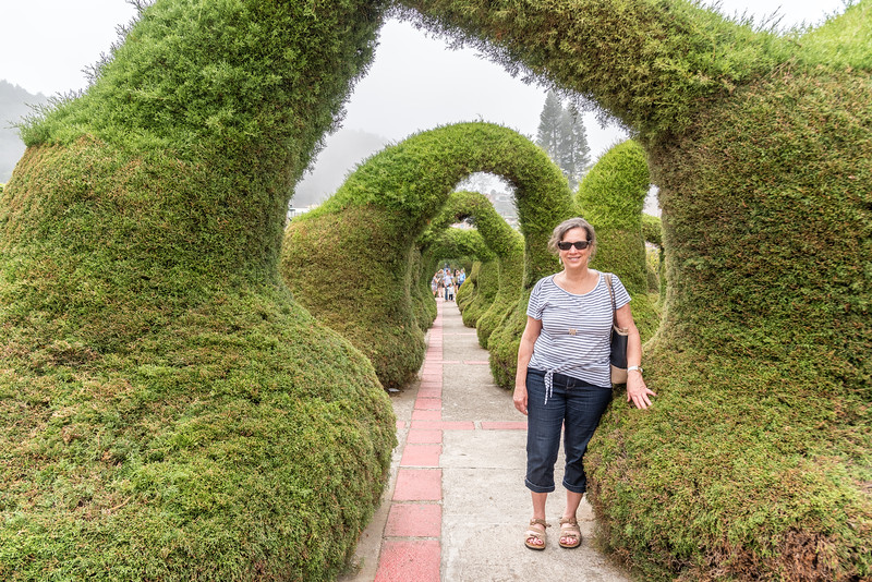 Topiary garden, Zarcero