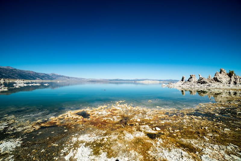 South Tufa area of Mono Lake.