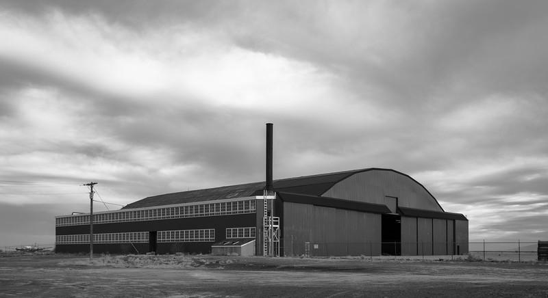 Enola Gay Hangar, Wendover, UT.