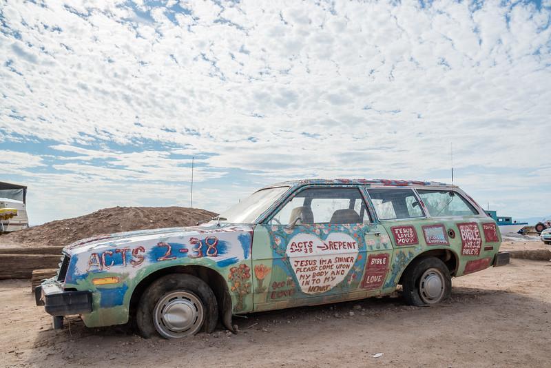 Salvation Wagon