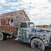 Salvation Mountain Jesus truck