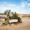Slab city crossroads