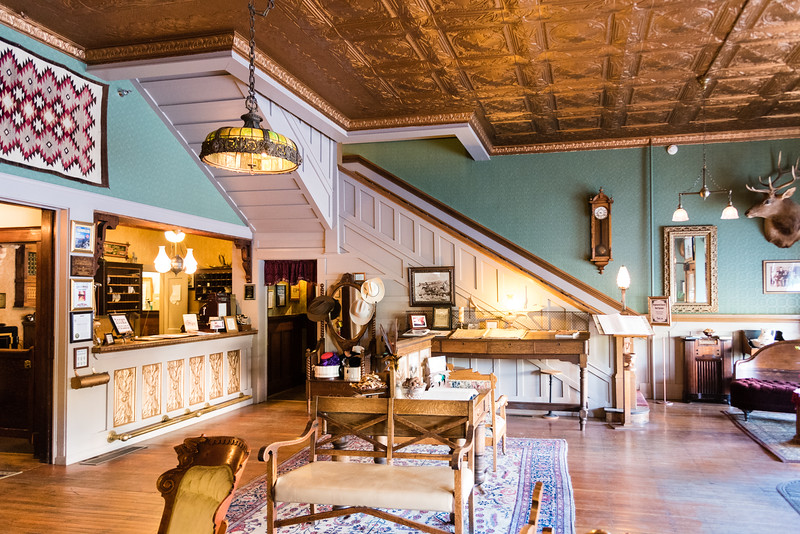 Occidental Hotel, Buffalo, Wyoming