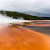 Grand Prismatic Spring, Yellowstone NP