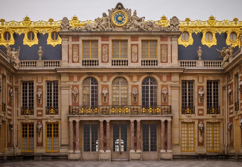 Palace of  Versailles - 16 Nov 2011
