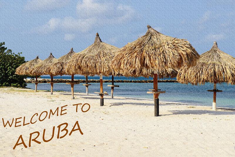 Postcards from Aruba