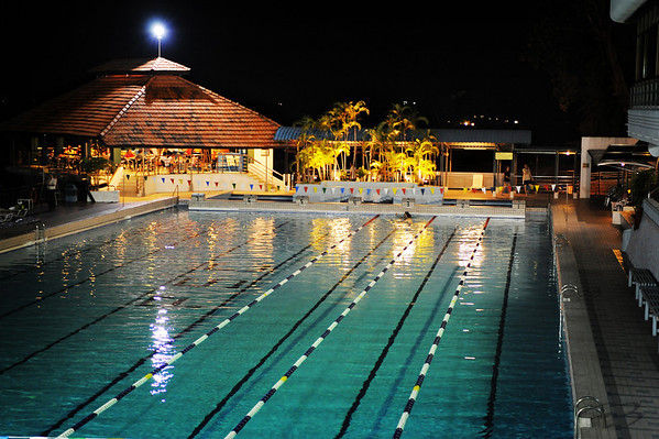 <font color=#33ffff> Penang Swimming Club where I spent my growing up years in the pool even on weekends! </font>