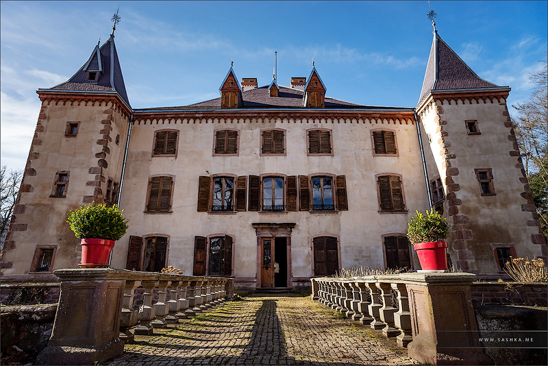 Thanville Chateau