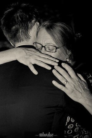 Timeless moment shared between his mother and her son.<br /> The passing of their elder son/brother in the year before may have resulted in this emotion. Grief and Joy intertwined, indeed.