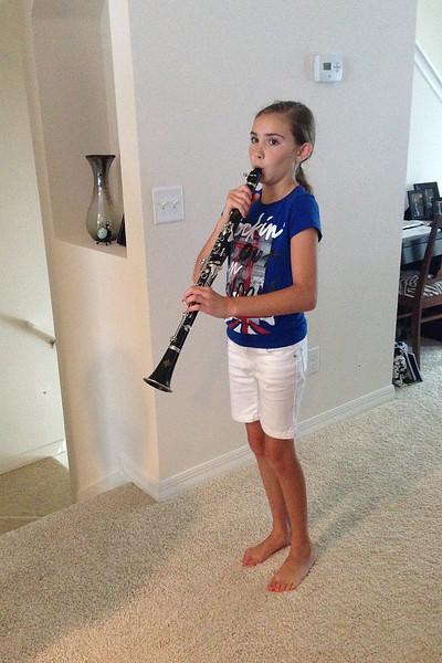 June 2 2014 Sage clarinet