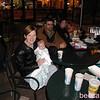 rebecca (soon to be mcdaniel) wacker & sean mcdaniel<br /> february 16. 2001<br /> sham's birthday celebration