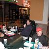 steve & diana ferrara, darren mcdaniel, sean mcdaniel & sean mcguire<br /> february 16. 2001<br /> sham's birthday celebration