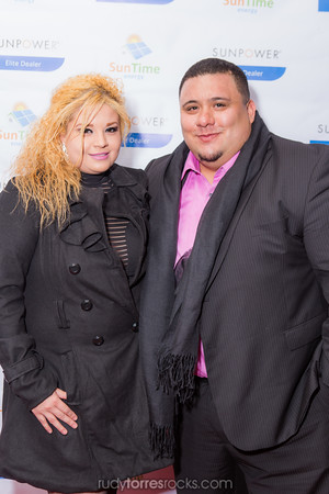 SunTime Energy's Holiday Party at the Olympic Collection 12.23.2015  Rudy Torres | RudyTorresRocks.com