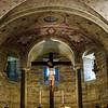Inside the San Fermo Maggiore
