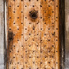 Old doors. Bologna