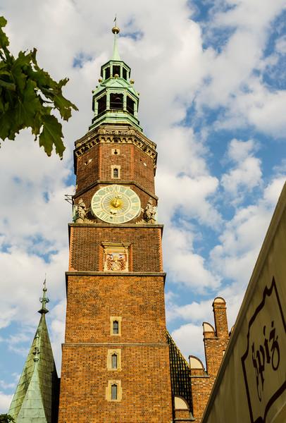 Spiż, Wrocław