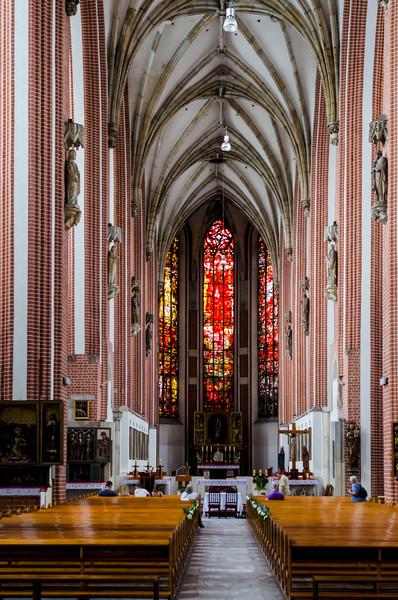 Kościół Najświętszej Maryi Panny na Piasku; Wrocław