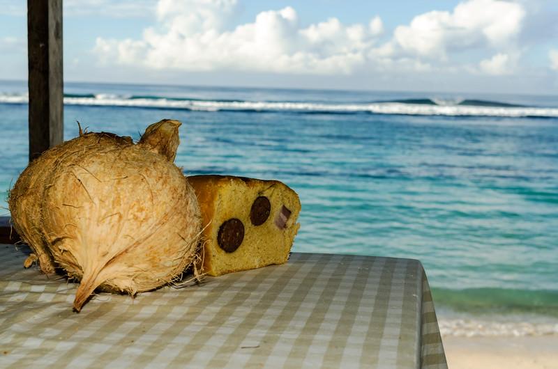 Murzyn in Samoa