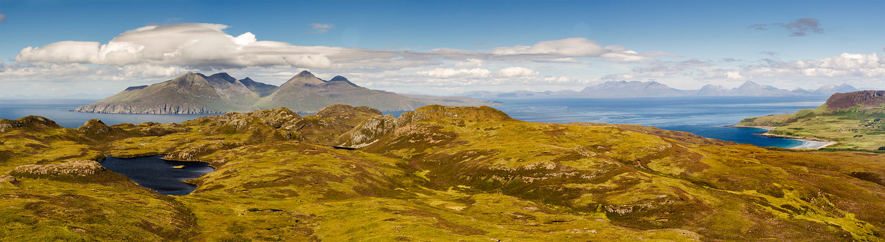 The view from An Sgurr
