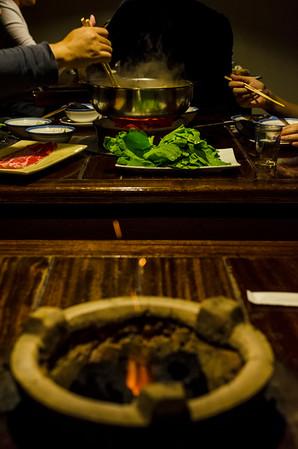 Traditional hotpot