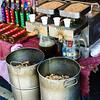 pressing natural seaseme oil