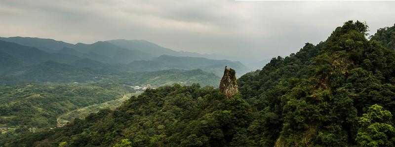 Pingxi Peaks