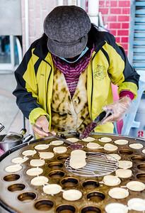 Some more wheelcake, please!