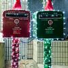 Christmas Postboxes