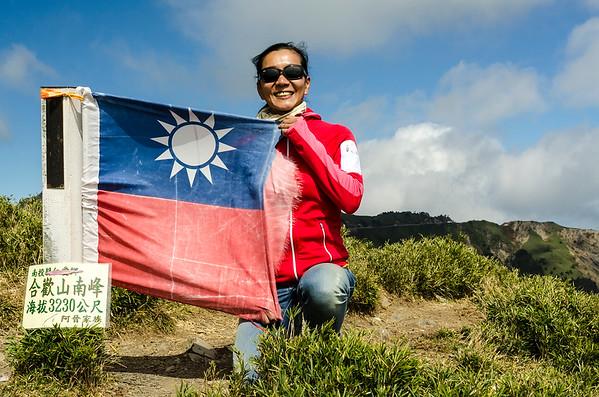 Proudly Taiwanese