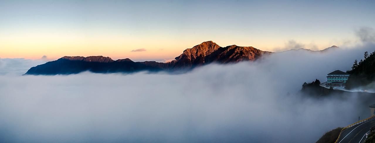 Mysterious Chilai Shan 奇萊山